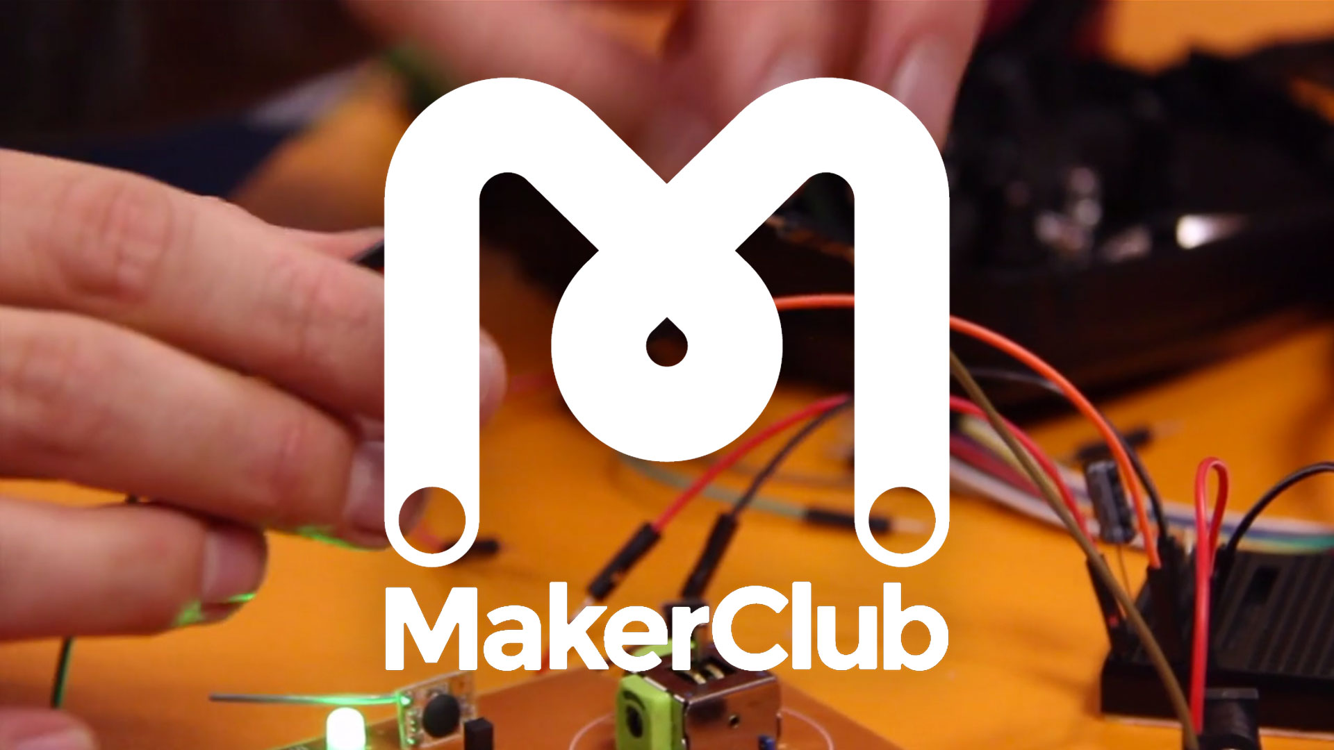 Poster for Maker Club