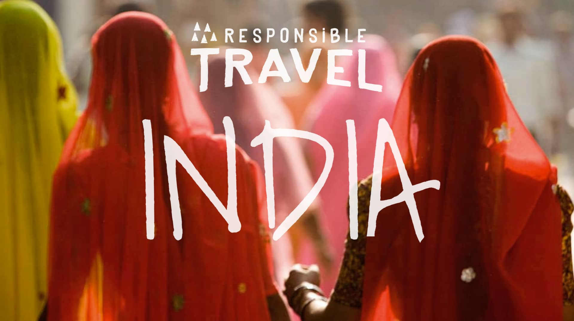 Poster for Responsible Travel: India